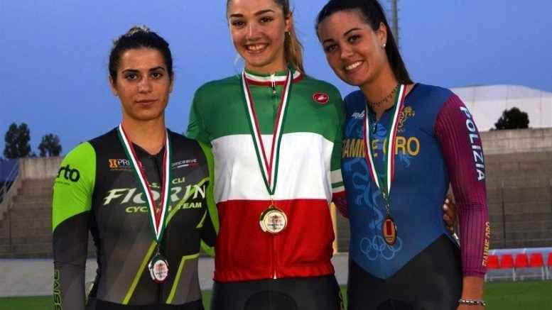campionati italiani pista elite