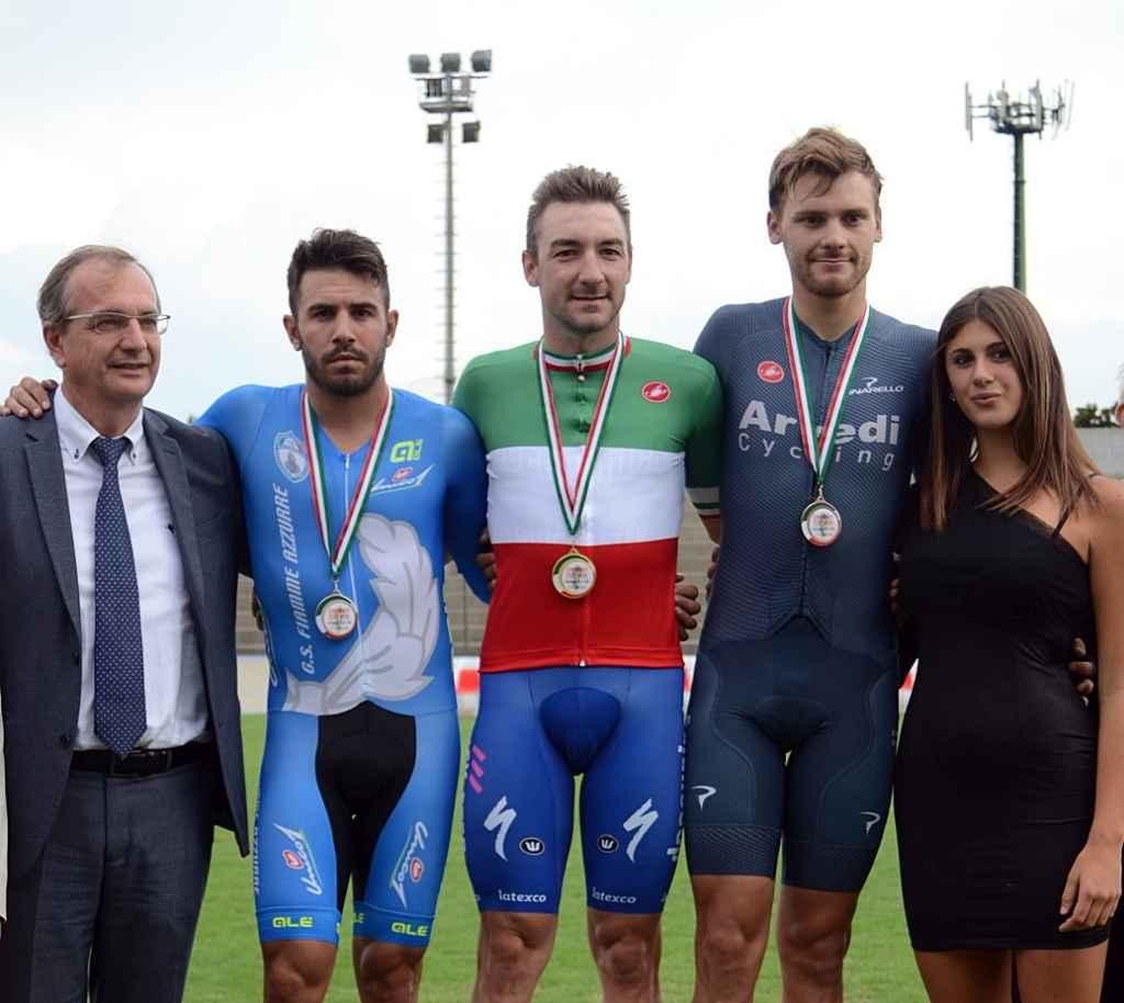 Campionati italiani elite su pista