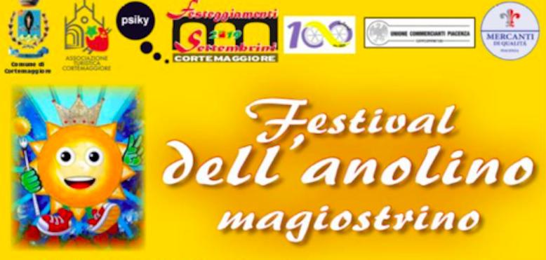 Mercanti di qualità e Festival dell'Anolino Magiostrino