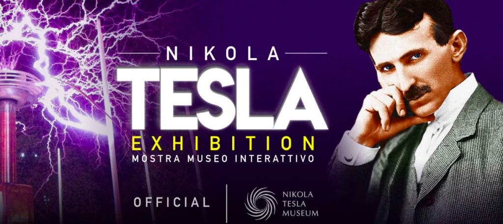 Nikola Tesla Exhibition, dal 5 ottobre a Milano