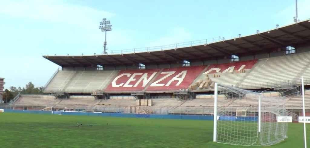 Nuovo look stadio Garilli