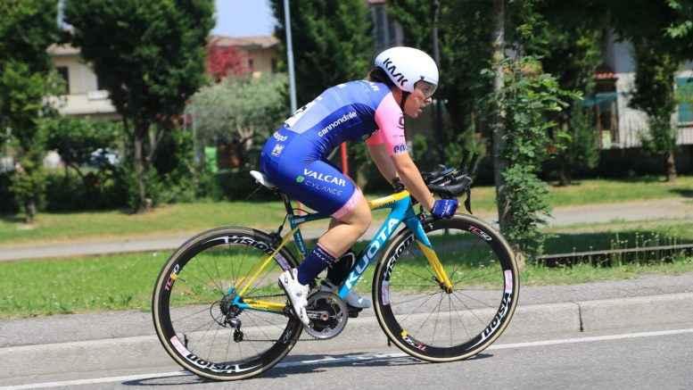 Emma Redaelli, VO2 Team Pink