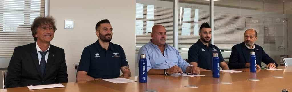 Gas Sales Piacenza - Cavanna e Paris