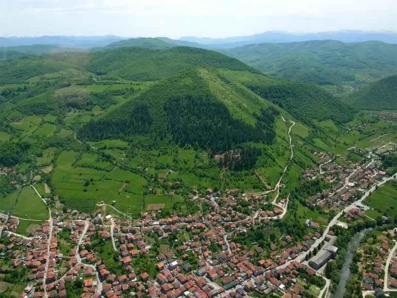 Le Piramide Bosniache