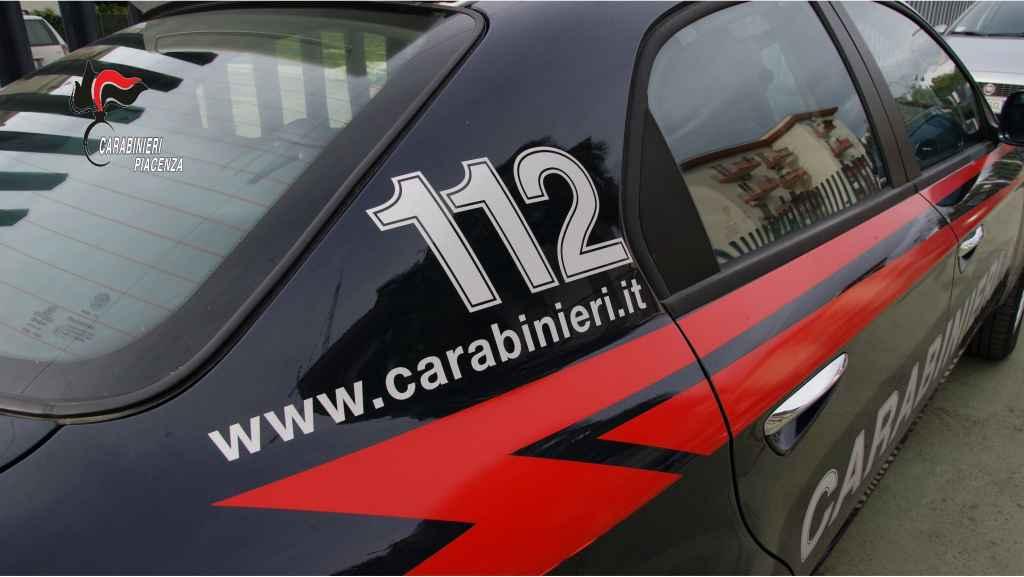 Castel San Giovanni, bancomat preso d'assalto in piazzale Gramsci