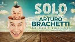 Arturo Brachetti - SOLO, the Legend of quick-change