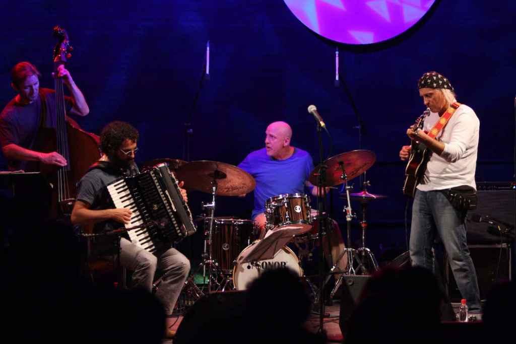 ZZ International Quartet al Milestone