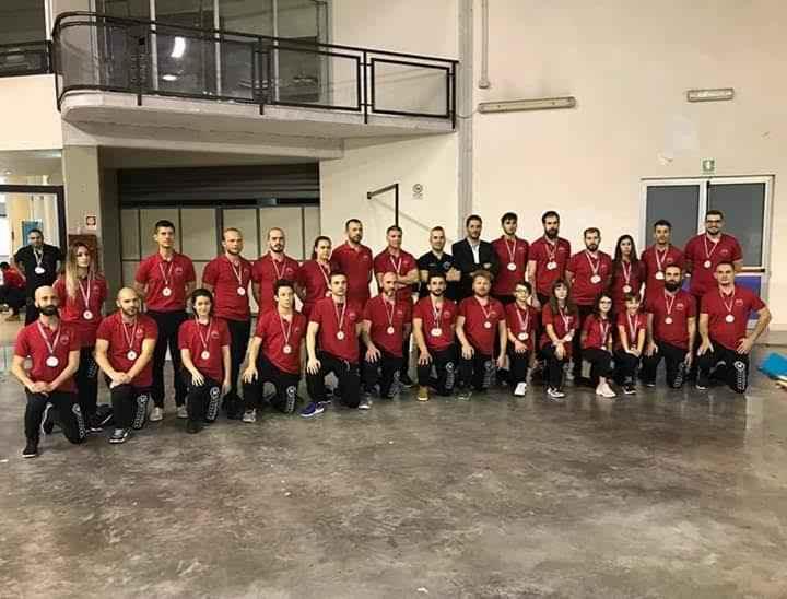 Kung Fu, i giovani della Sam Lau Wing Chun Italia protagonisti ai Campionati Italiani a Catania