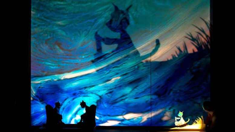 """""""Moun. Portata dalla schiuma e dalle onde"""", al Teatro Carbonetti di Broni"""