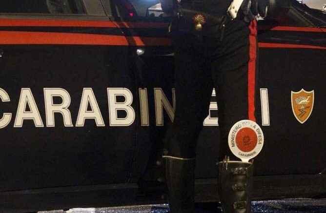 Investito Carabiniere incidente stradale