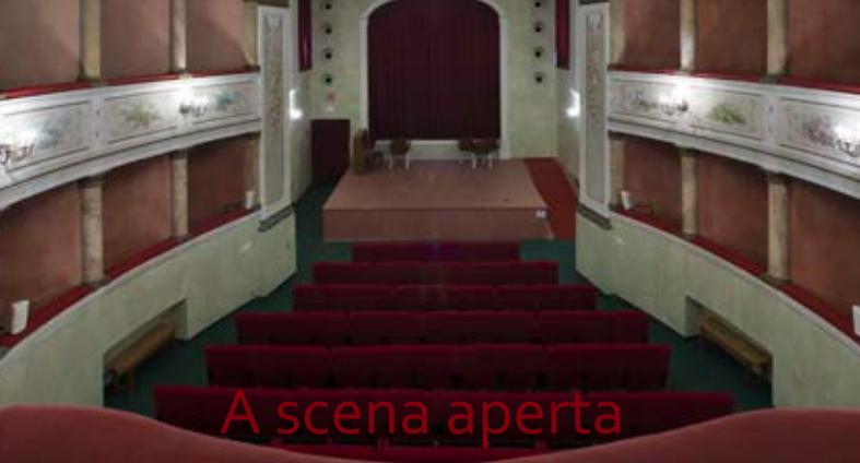 A Scena aperta al Teatro Duse di Cortemaggiore dal 15 al 17 novembre