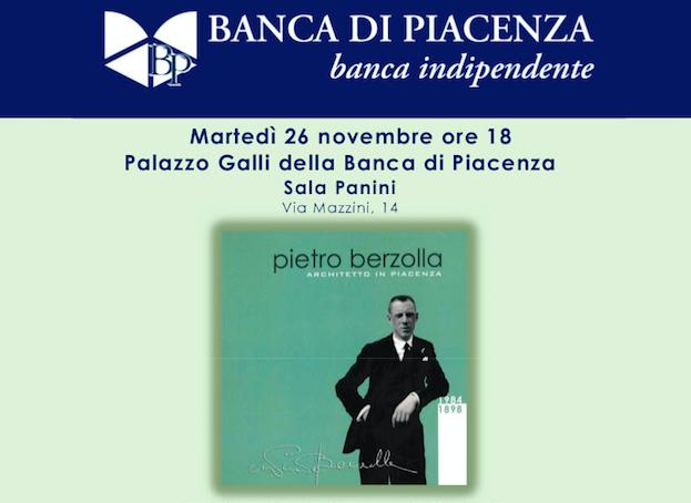 """Presentazione del volume """"Pietro Berzolla"""""""
