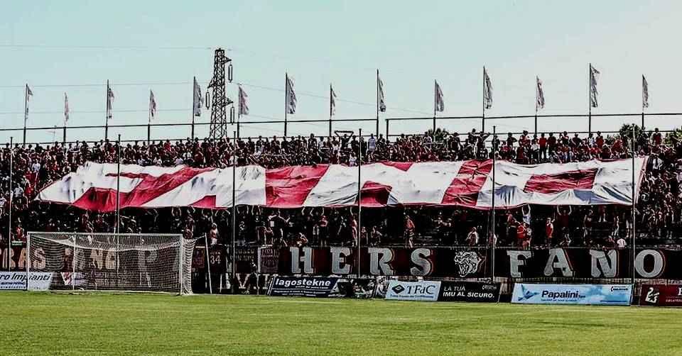 Fano - Piacenza, Piacenza calcio, Fano