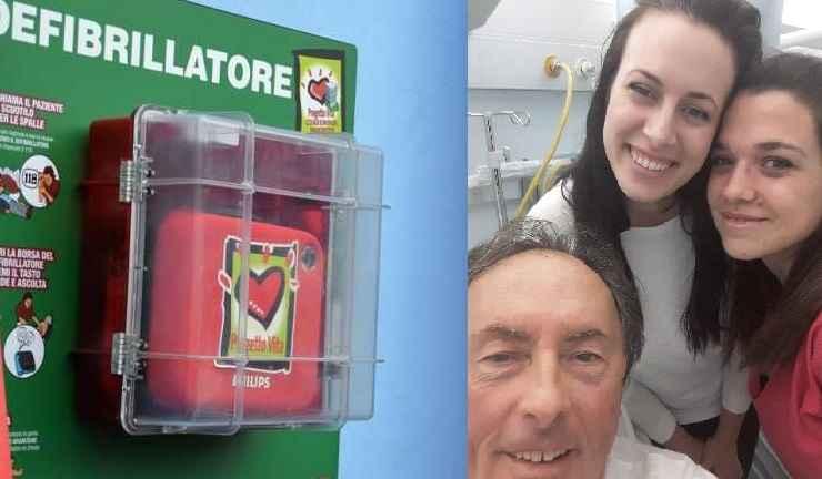 Salvato col defibrillatore, Progetto Vita