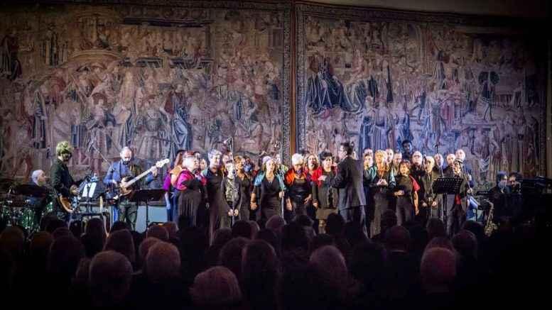 Spirit Gospel Choir il 7 dicembre alla serata dei Lions Club di Piacenza