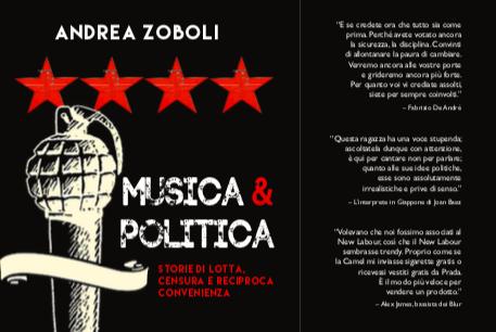 Andrea Zoboli Muisca e Politica