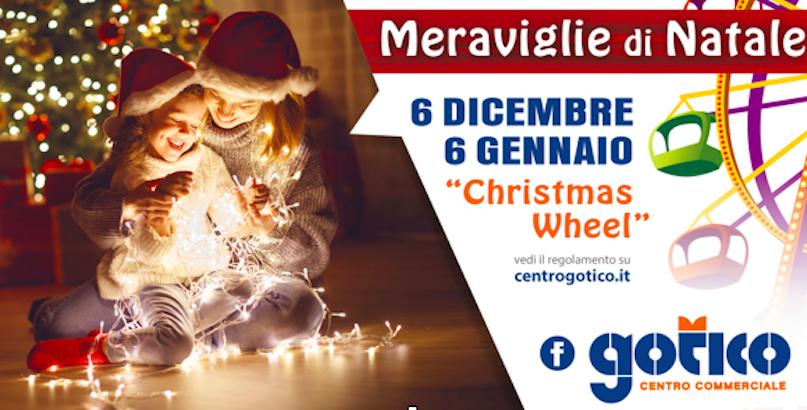 Centro Gotico, un Natale pieno di sorprese