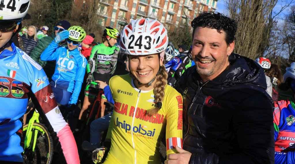 irma siri, ciclocross