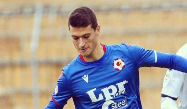 lorenzo Borri, Bianco e rosso, piacenza calcio