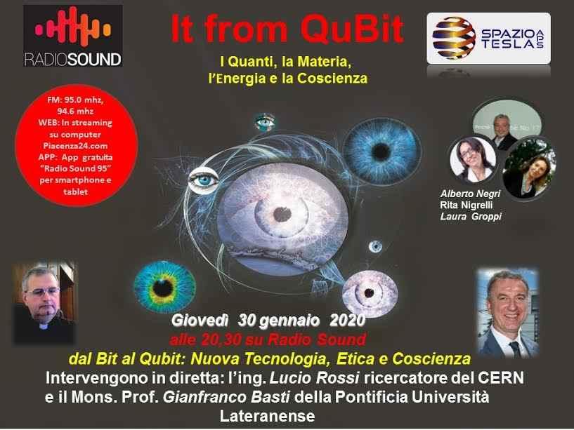 It from Qubit