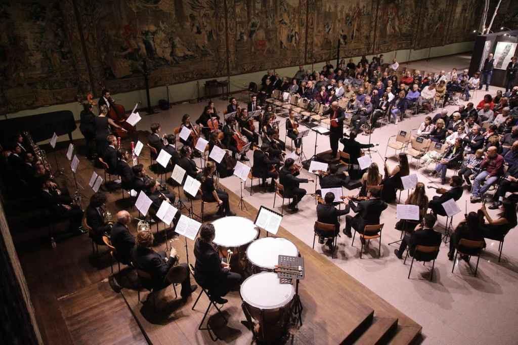 """""""La Nona Sinfonia"""" alla Galleria Alberoni"""