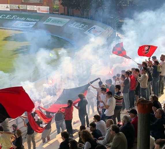 Fiorenzuola Calcio Supporters tifosi