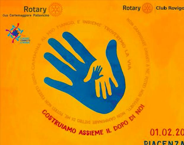 """""""Costruiamo assieme il dopo di noi"""" , il convegno dei Rotary Club """"Cortemaggiore Pallavicin"""
