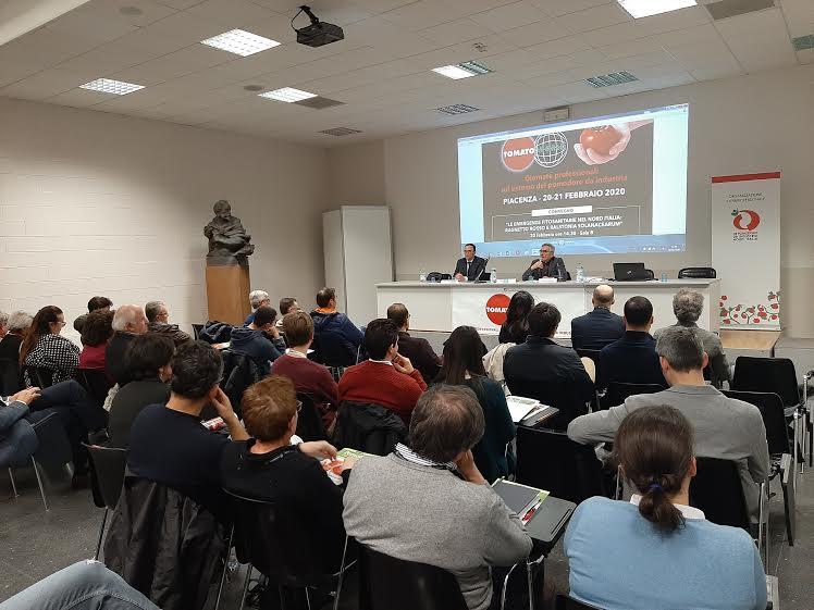 A Piacenza Expo Tomato World il 21 e 22 febbraio