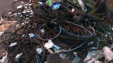 tre discariche trovate a Piacenza