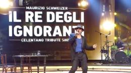 """"""" Il Re degli Ignoranti"""", la Celentano Tribute Band al Verdi di Fiorenzuola l'8 febbraio"""