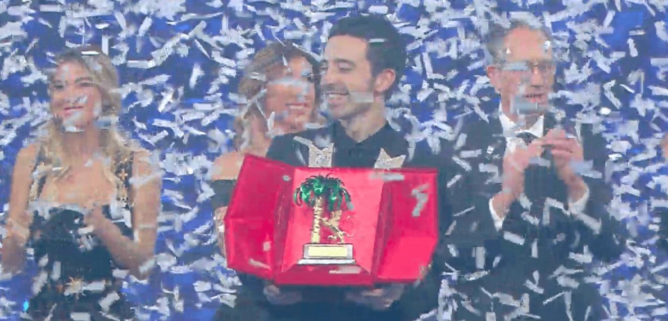 Sanremo 2020 su Radio Sound, la finale. Trionfa Diodato