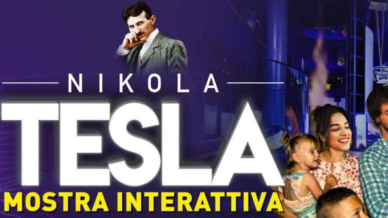 Nikola Tesla Exhibition Lambrate