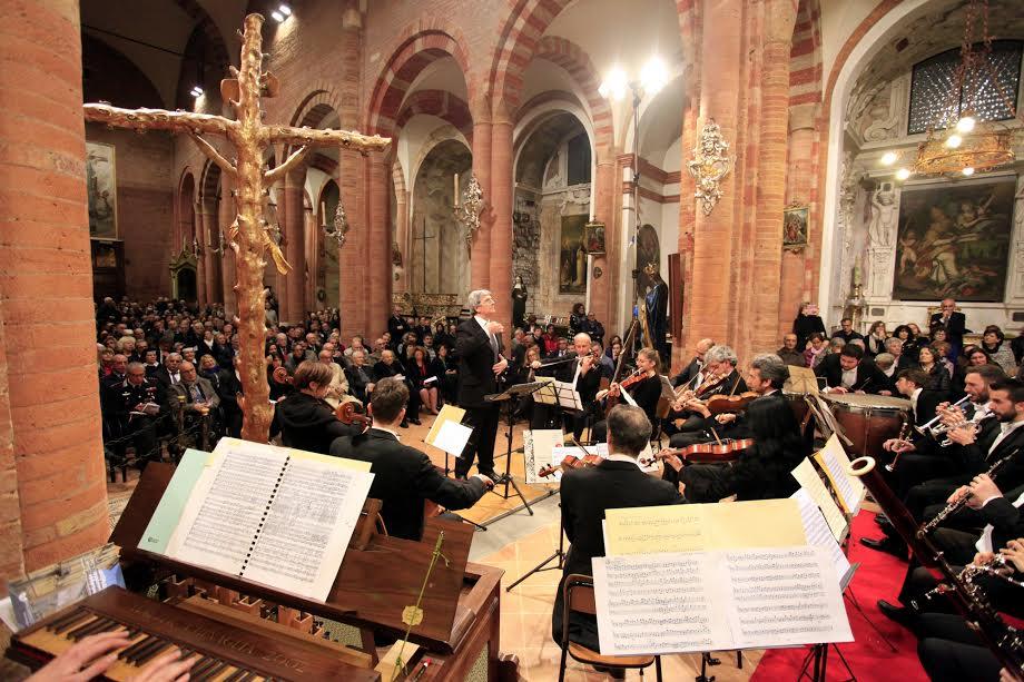 Sospeso il Concerto di Pasqua della Banca di Piacenza.