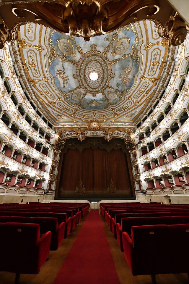 Sospensione dell'attività della Fondazione Teatri di Piacenza
