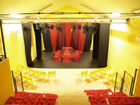 Teatro Trieste 34, stagione on line