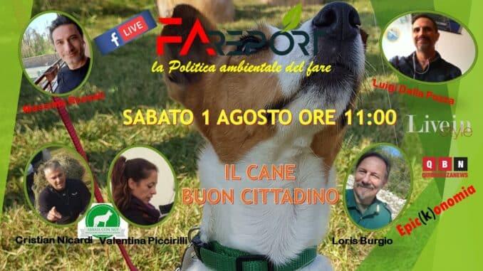 Il cane: buon cittadino, riprendono gli appuntamenti il 1 agosto al Parco della Galleana