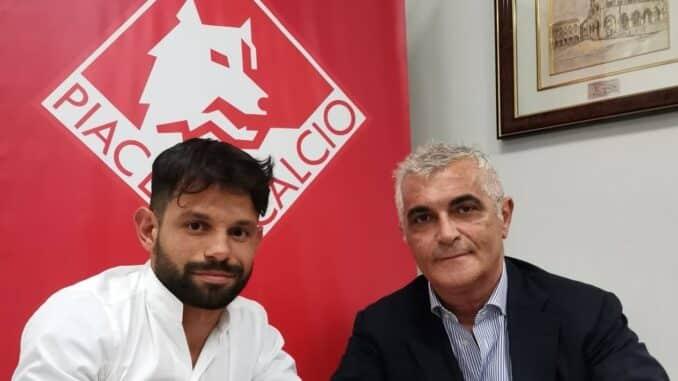 Giuseppe D'Iglio Piacenza Calcio
