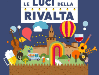 Luci della Rivalta 2020, eventi e appuntamenti gastronomici fino 16 agosto