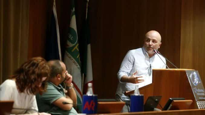 Michele Vaghini, Cisl Parma Piacenza