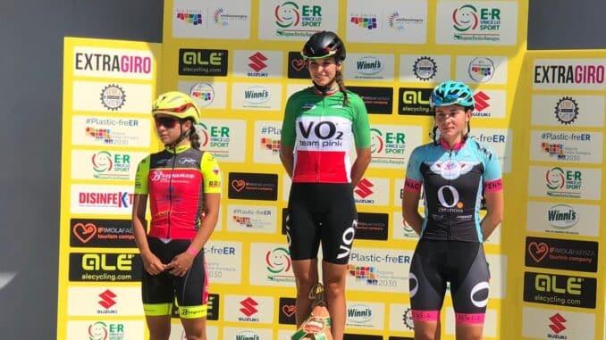 Camilla gasparrini, vo2 team pink