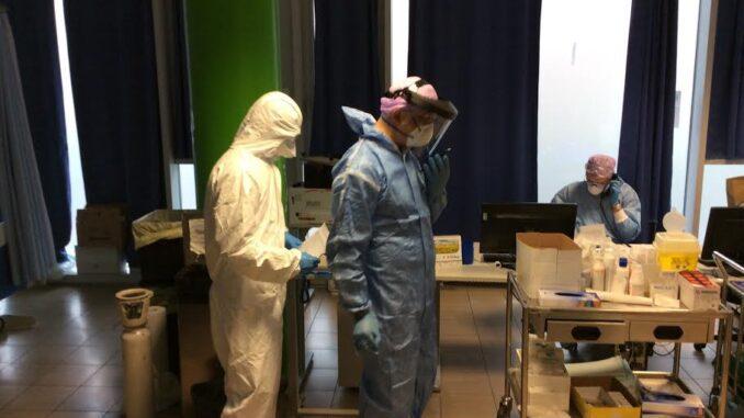 Coronavirus, a Piacenza 1 nuovo caso asintomatico