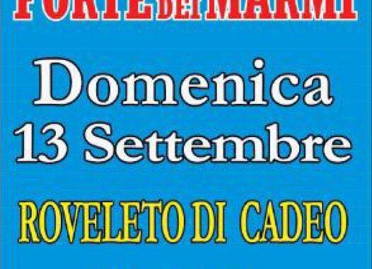 """A Cadeo il """"Mercato del Forte"""" fa il bis il 13 settembre"""