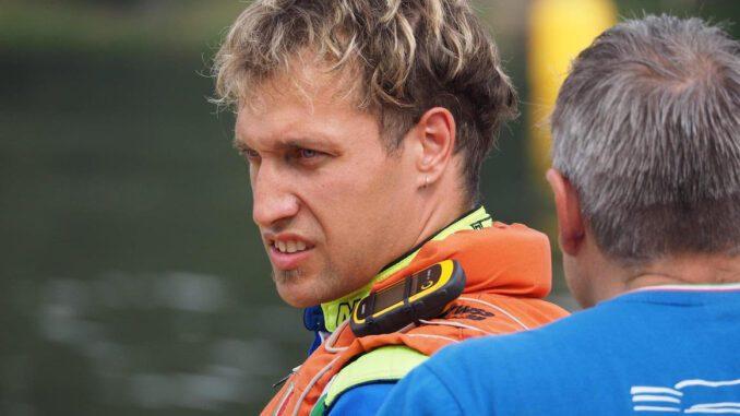 Alex e Massimiliano Cremona tornano in gara a Boretto Po nella prima prova del Campionato Mondiale di Motonautica F250