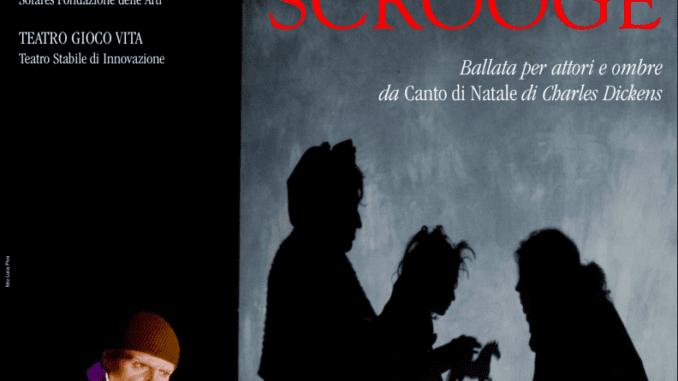 """""""Scrooge"""" di Teatro Gioco Vita, uno spettacolo di interesse nazionale"""