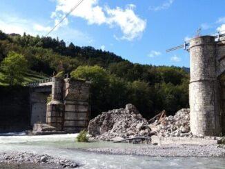 Nuovo Ponte Lenzino manifestazione