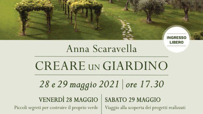 Creare un Giardino, il 28 e 29 maggio allo Spazio Rosso Tiziano
