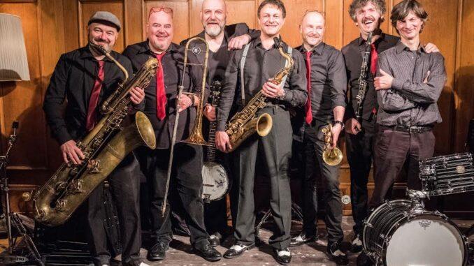 La Tiger Dixie Band a Rivergaro per la rassegna estiva Summertime in Jazz