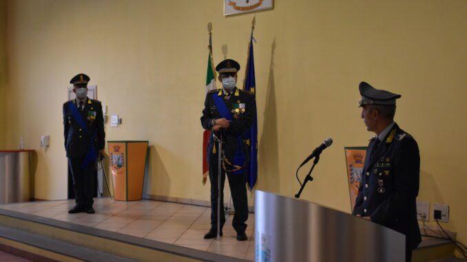 Corrado Loero è il nuovo Comandante Provinciale