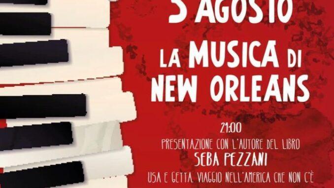 """EstateFarnese, il 3 agosto sul palco di Palazzo Farnese """"La musica di New Orleans"""""""