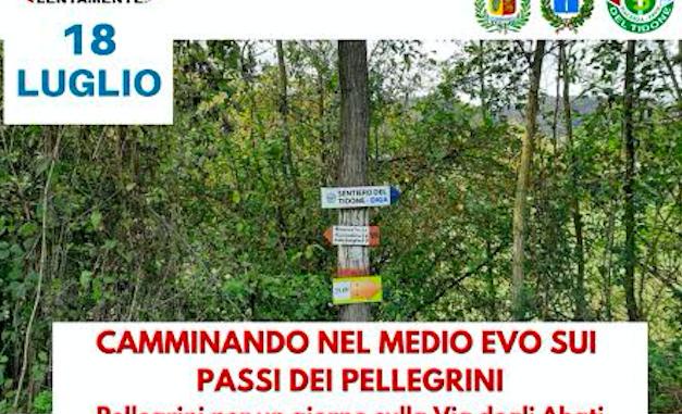 """escursione del """"Val Tidone Lentamente"""""""